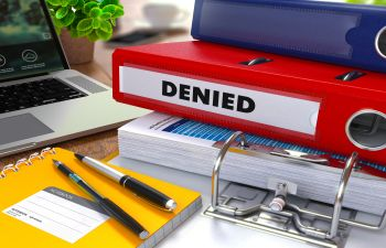 Folders with Denied Claims Augusta GA